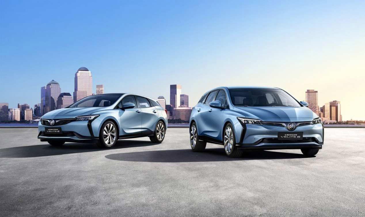 Buick Enspire Concept, nuevo concept de SUV eléctrico