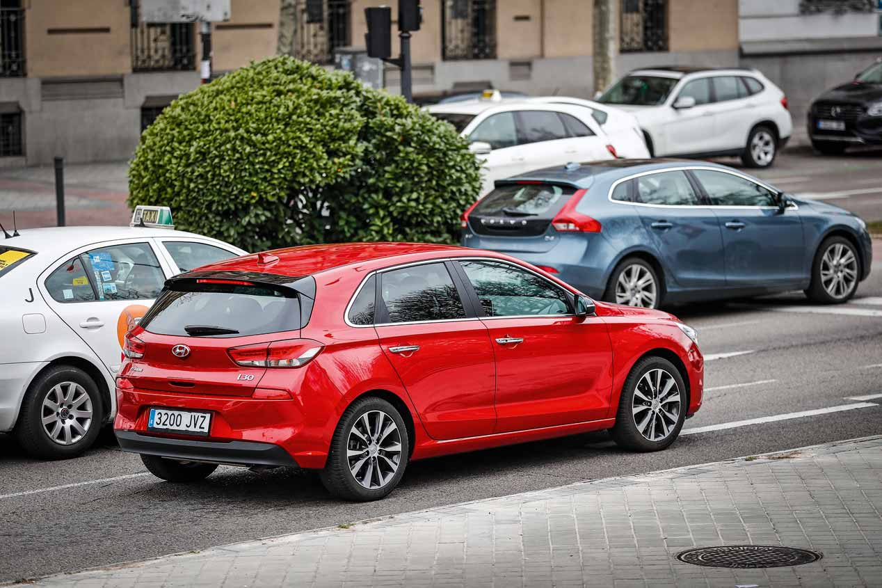 Prueba de larga duración del Hyundai i30 Diesel de 136 CV
