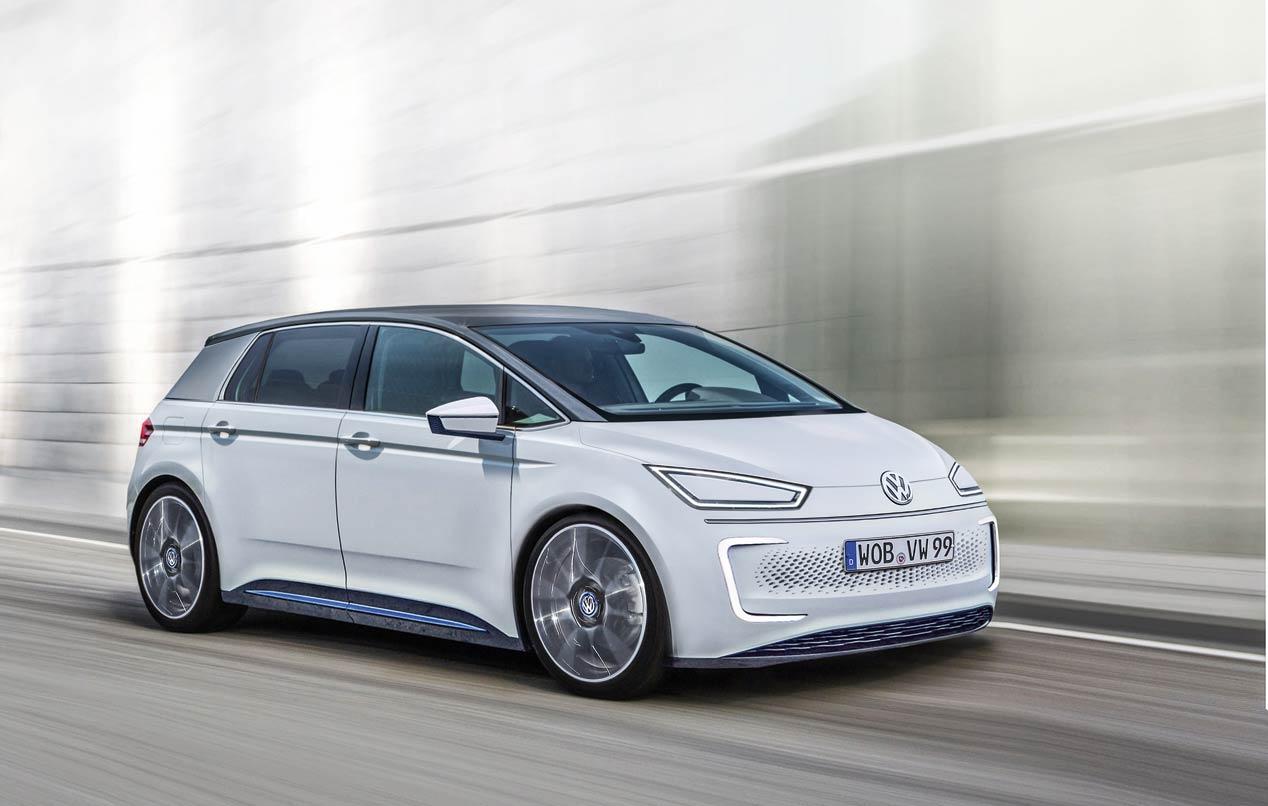 Los Volkswagen eléctricos de los próximos años