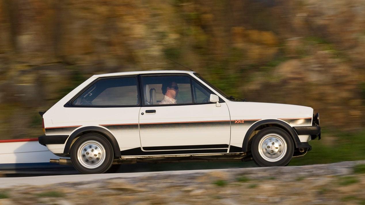 Los mejores coches GTi de los años 80