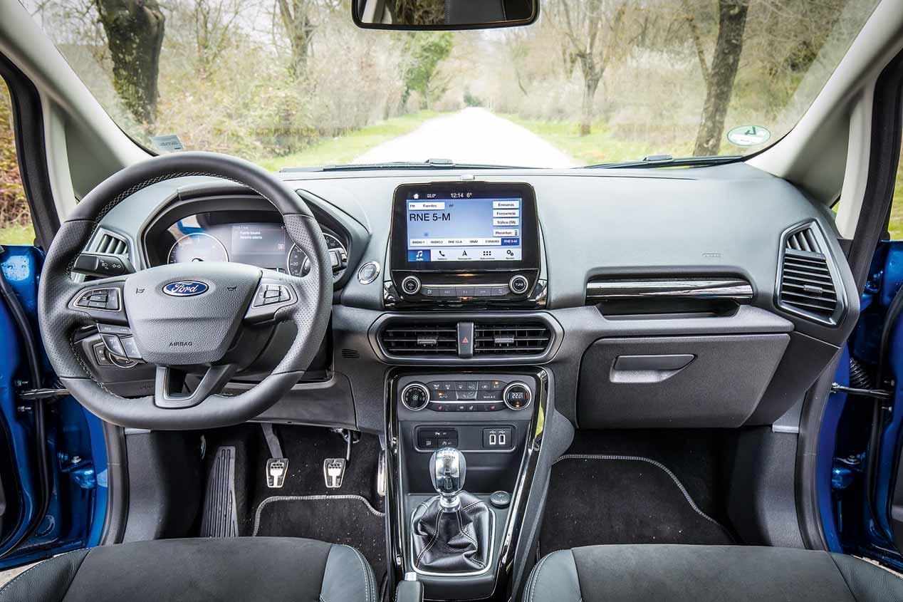 A prueba el Ford EcoSport TDCi 125 4x4