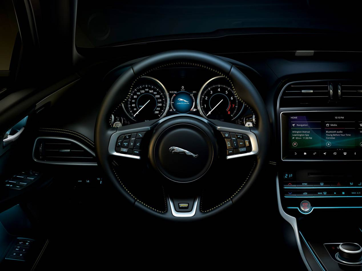 Llega el nuevo Jaguar XE 300 Sport