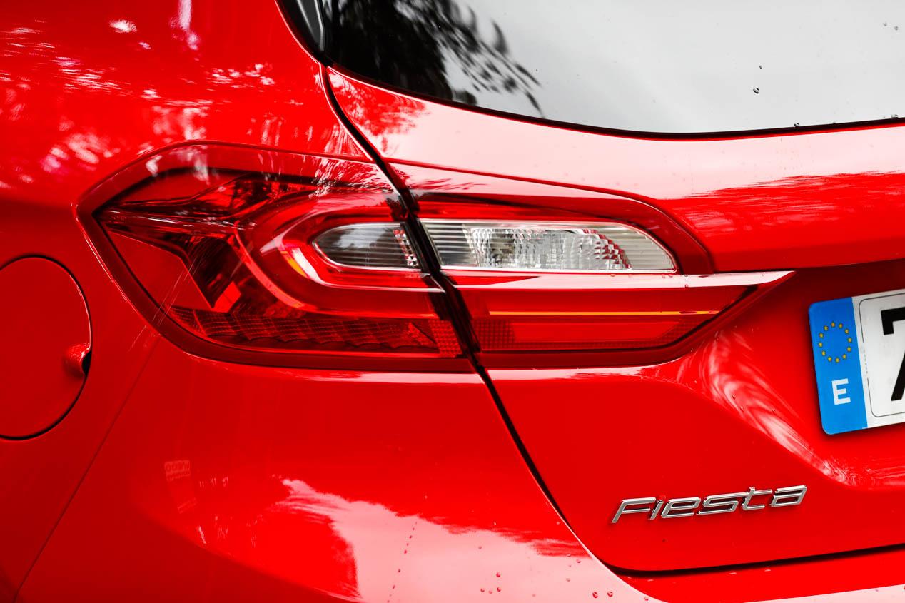 Ford Fiesta 1.0 Ecoboost 140 CV ST-Line: primeras impresiones