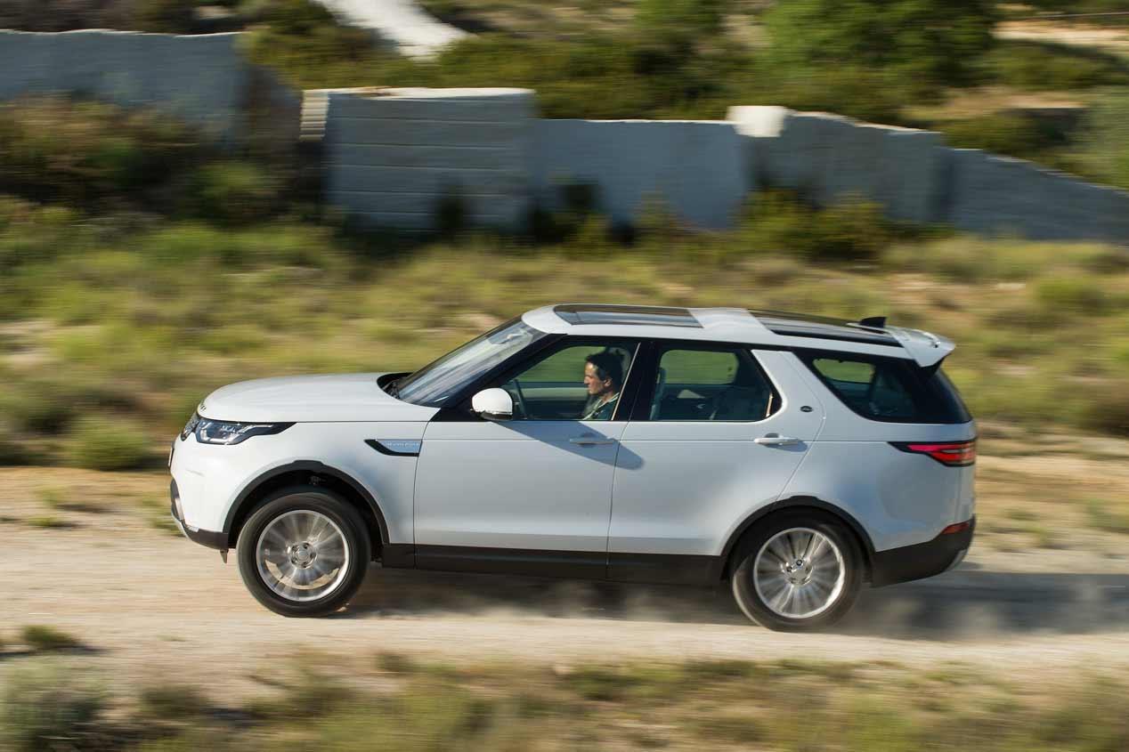 ¿Baby Range Rover? Habrá tres nuevos Land Rover compactos