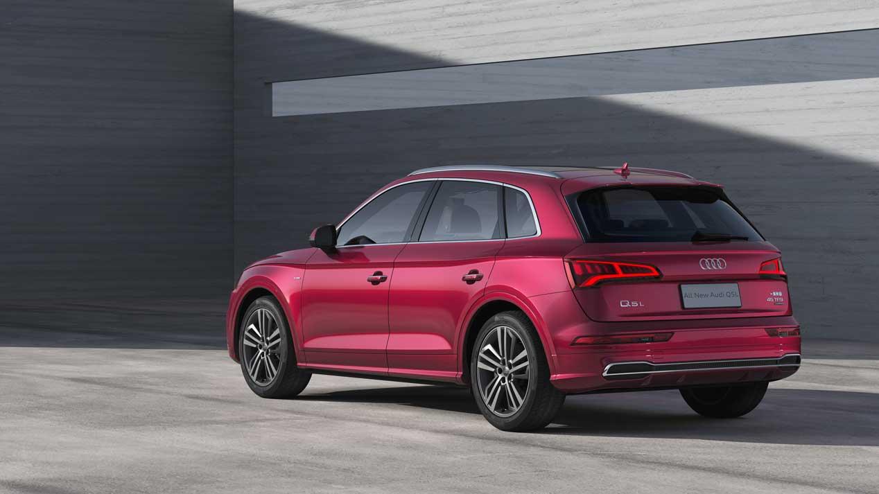 Más espacio, nuevo Audi Q5L