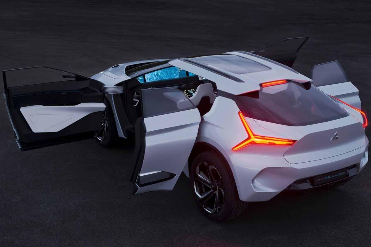 Mitsubishi Lancer, ¿renacimiento en forma de SUV?
