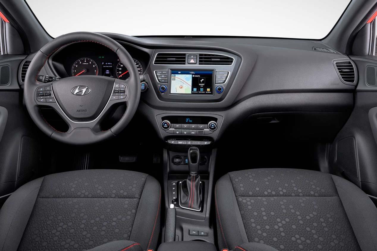Hyundai i20 2019, nueva imagen y más tecnología
