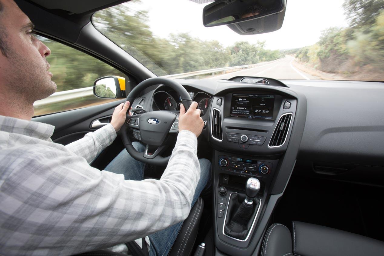 250 CV para el Ford Focus ST 2019