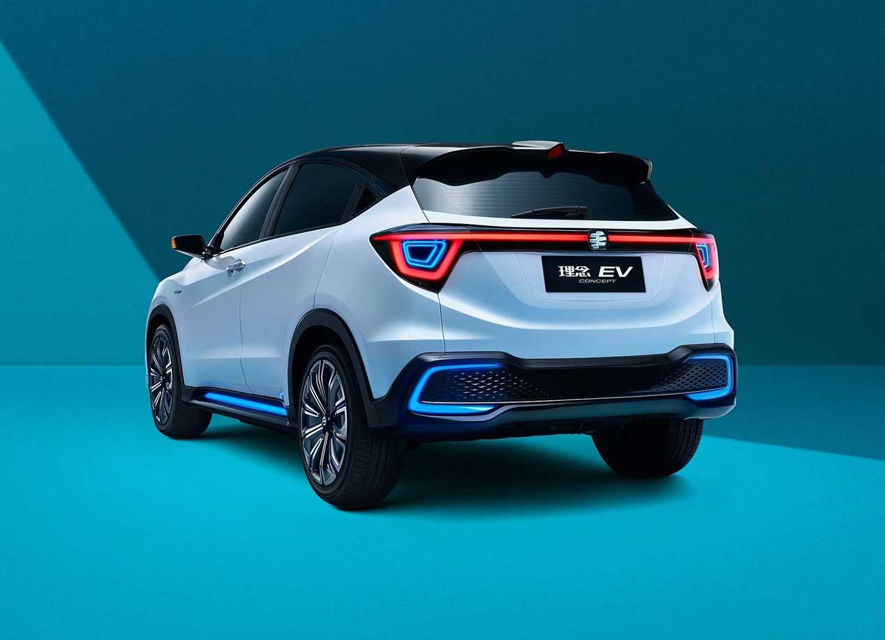 Honda Everus EV Concept, SUV eléctrico en Pekín