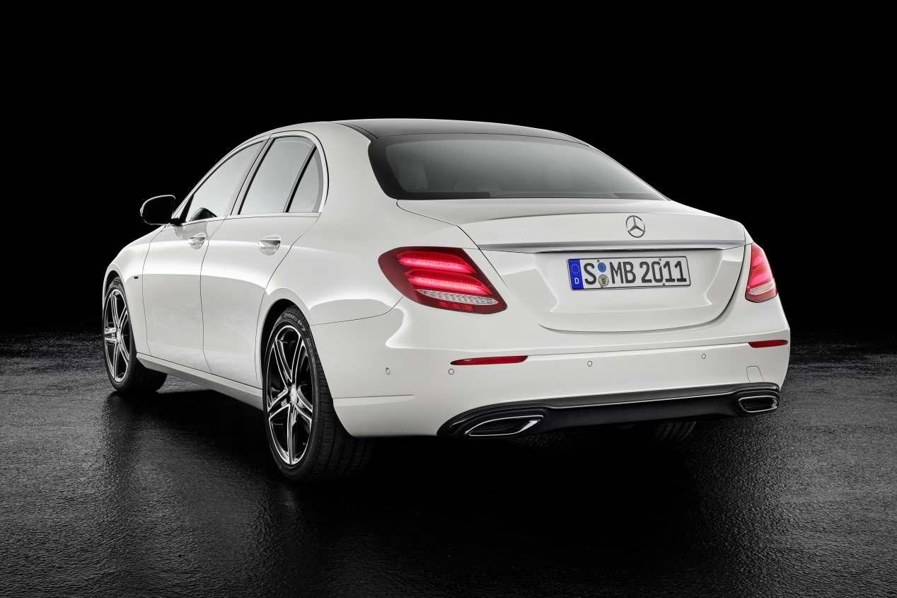 Mercedes Clase E 2019: así se renueva la berlina