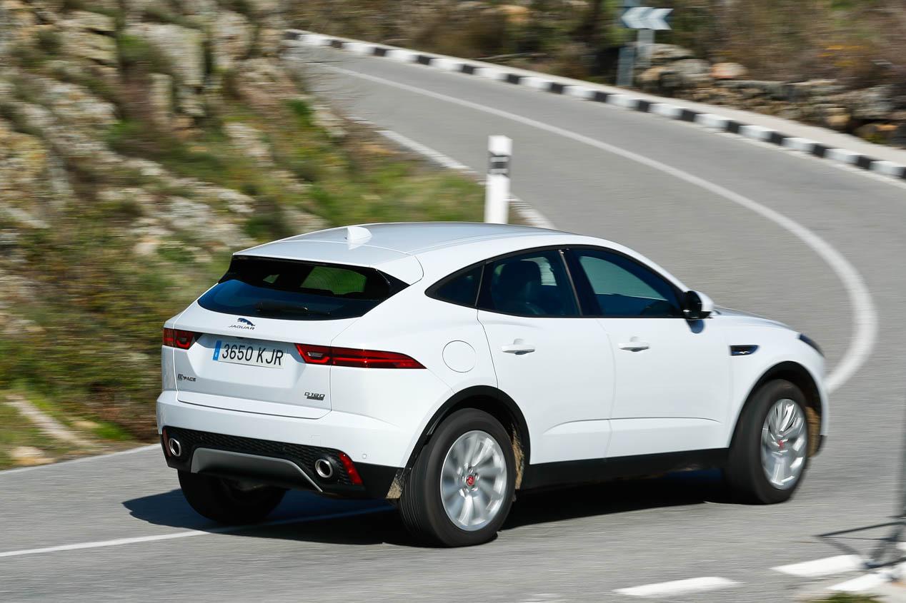 Jaguar E-Pace D180 AWD Aut.: primeras impresiones