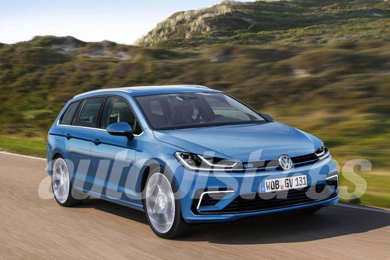 VW Golf 2019, ¿con microhibridación de 48V?