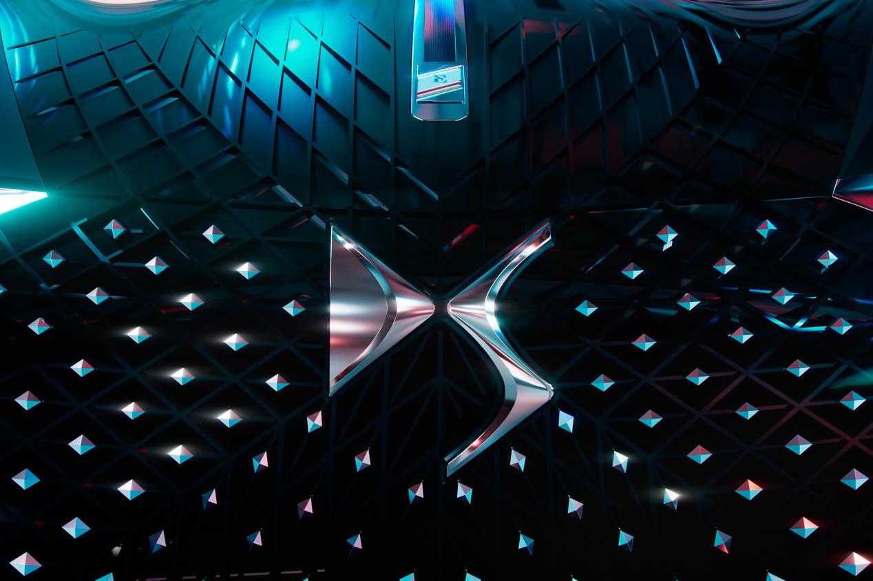 DS  X E-Tense, un ultradeportivo para soñar