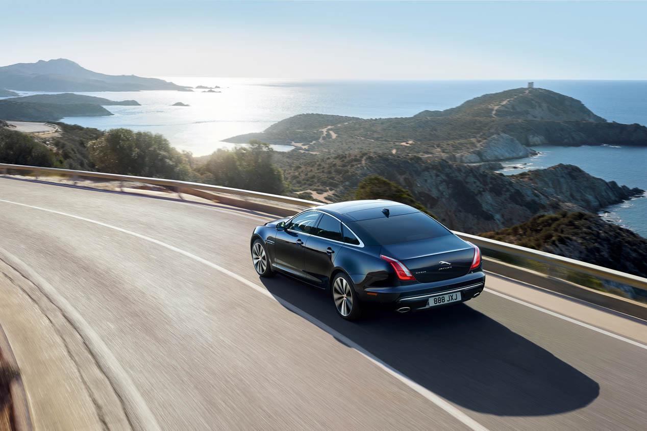 Jaguar XJ50: el emblemático Jaguar XJ cumple 50 años