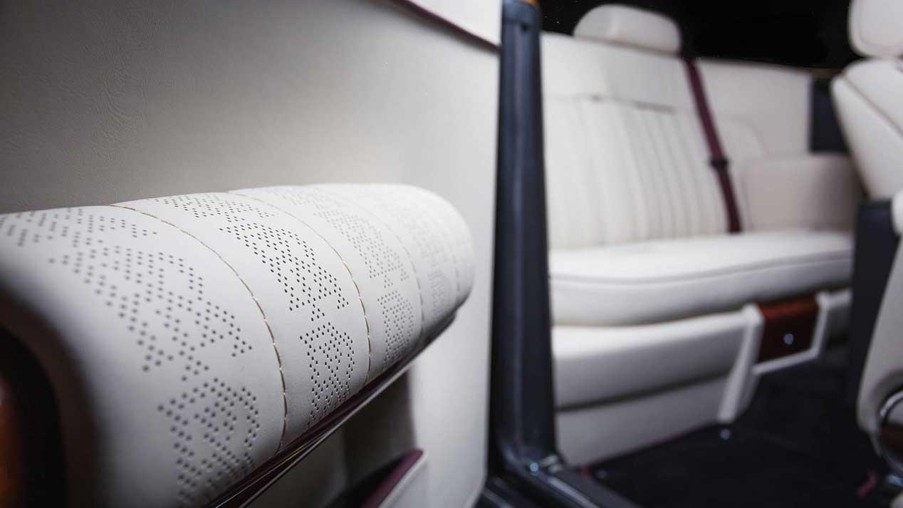 Rolls-Royce Phantom Drophead Coupé, aún más lujoso