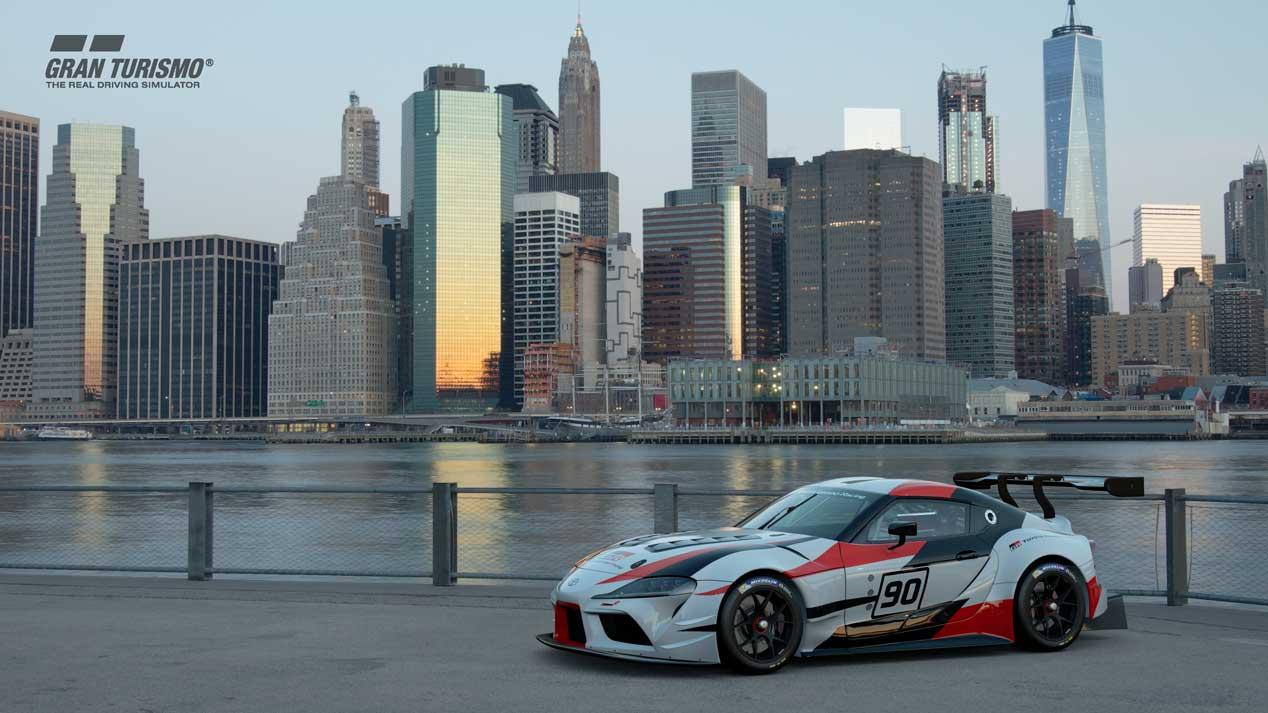 Toyota Supra, ahora en el Gran Turismo