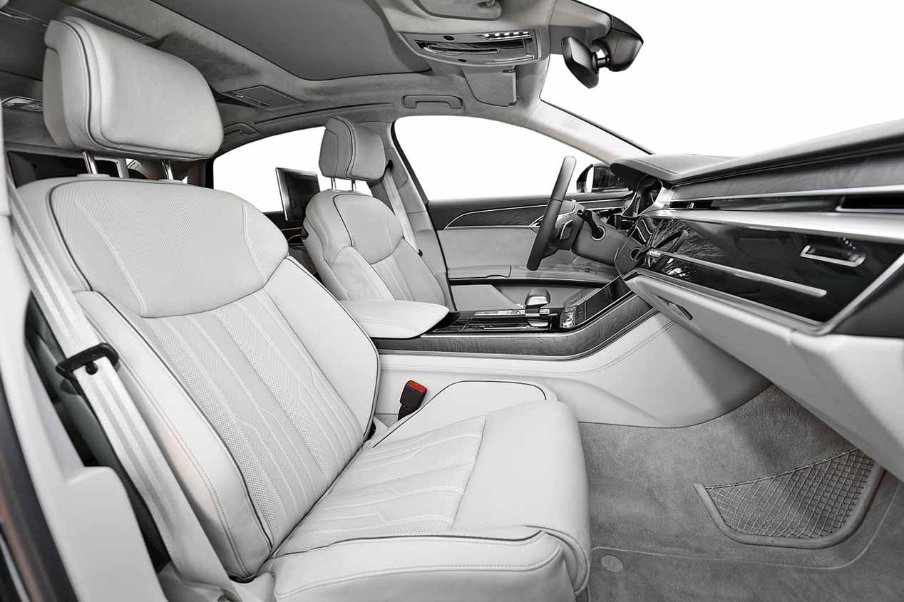 Probamos los Audi A8, BMW Serie 7 y Mercedes Clase S