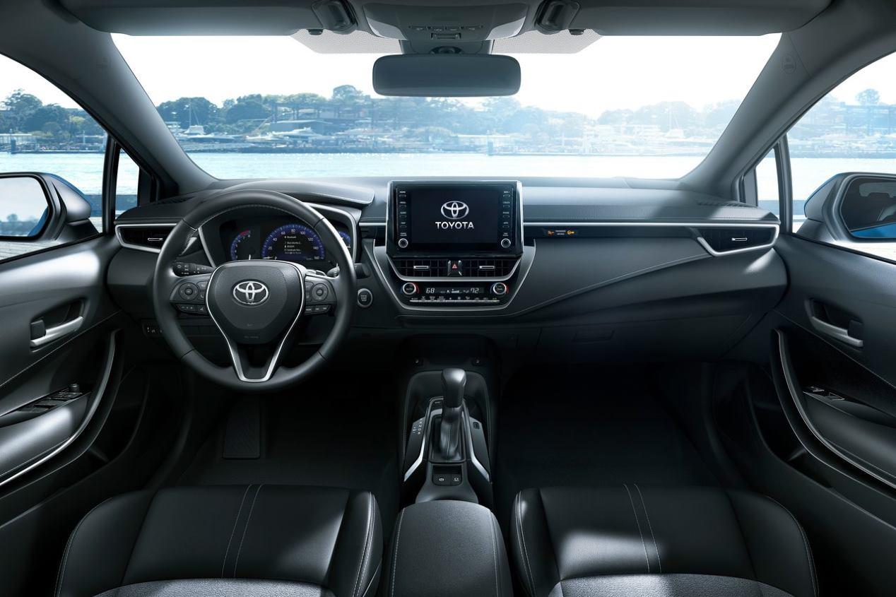 Toyota Auris 2019: así será por dentro y por fuera