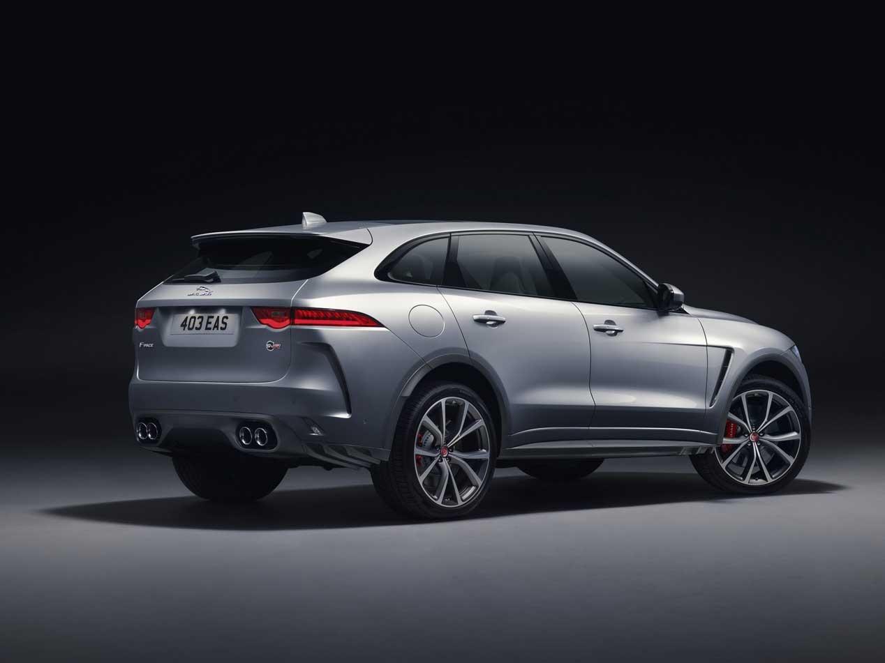 Jaguar XE, XF y F-Pace, todos sus ediciones especiales actualizadas
