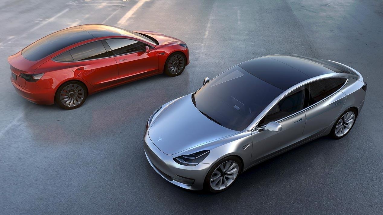 Tesla Model Y, a fábrica en 2020