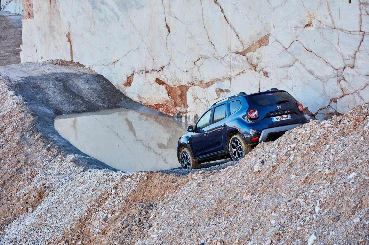 """El Dacia """"mini"""" Duster, antes de 2020"""