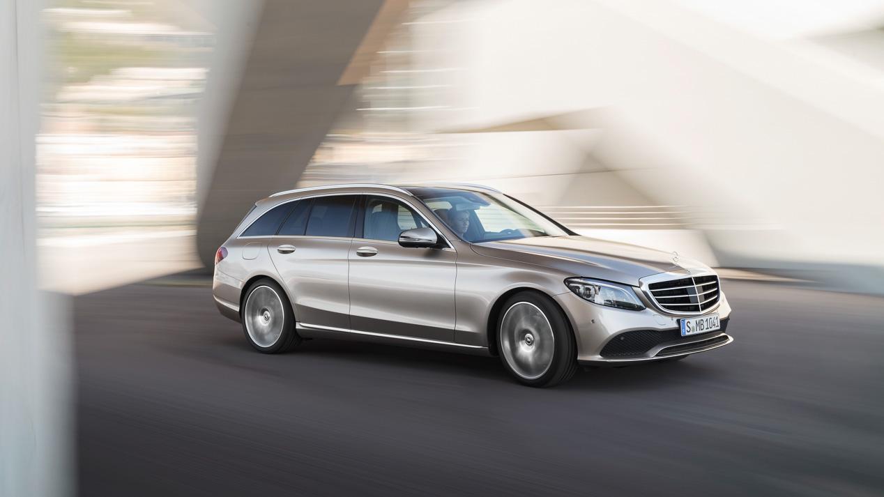 El Mercedes Clase C 2018, ya a la venta en España