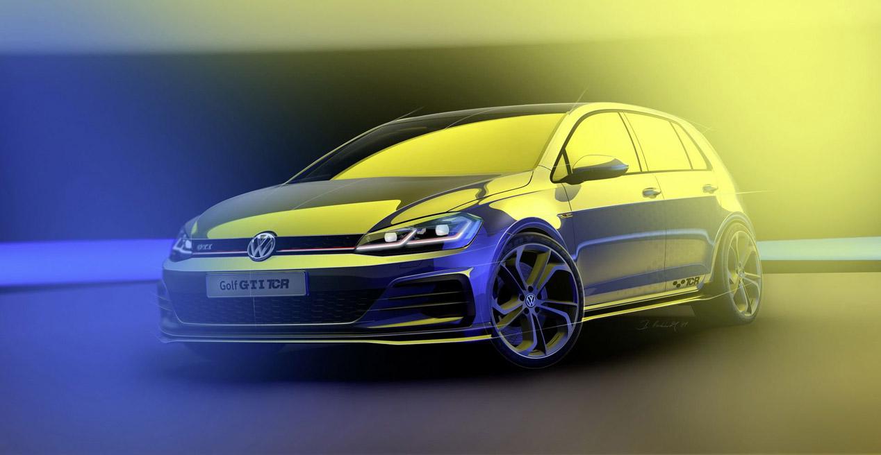 Volkswagen Golf GTI TCR, del circuito a la calle