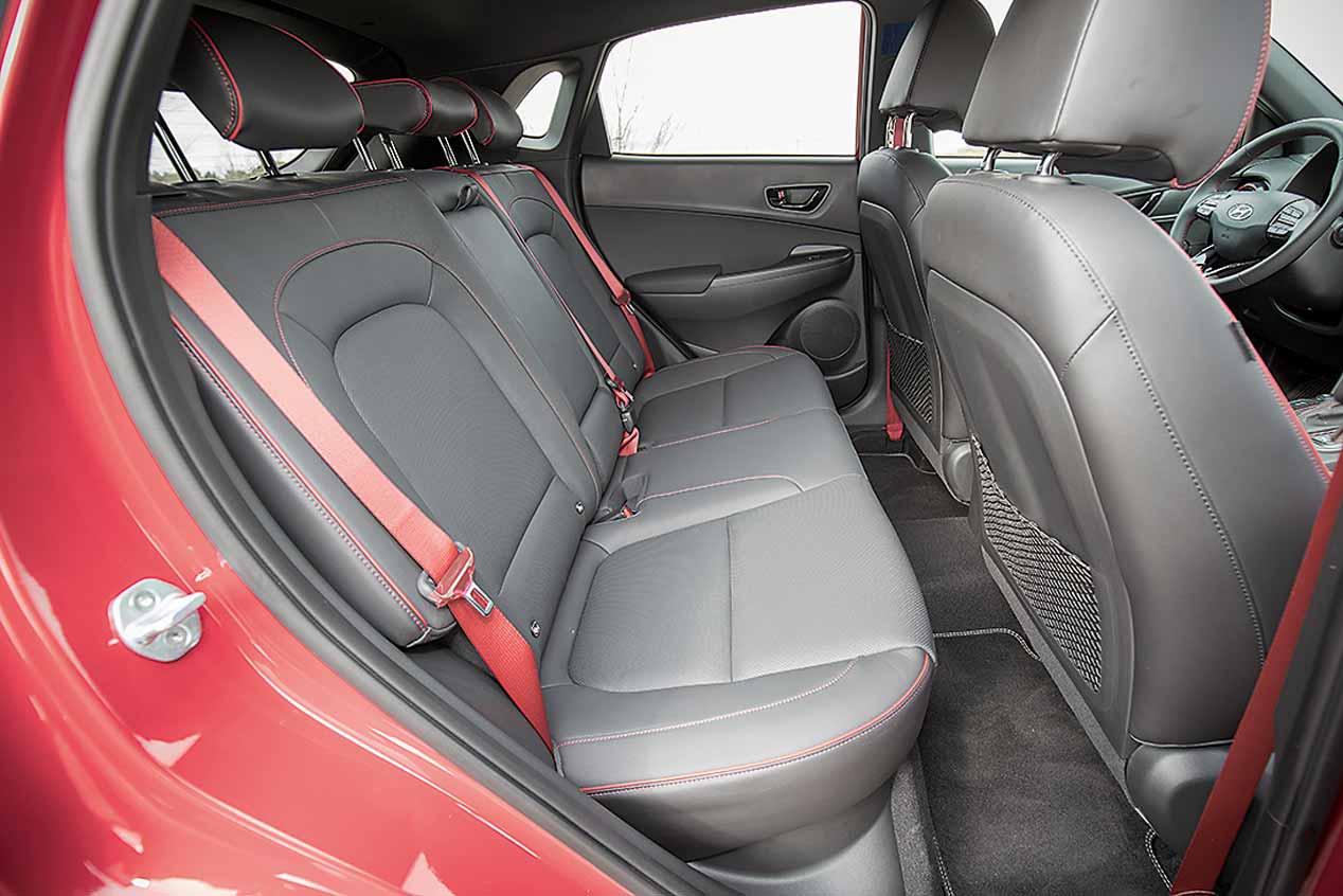 A prueba el Hyundai Kona de gasolina de 177 CV