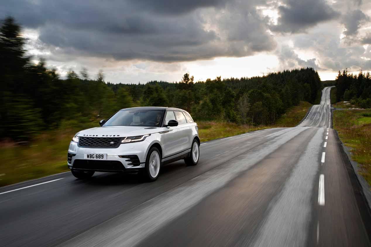 El Range Rover 2019, en imágenes