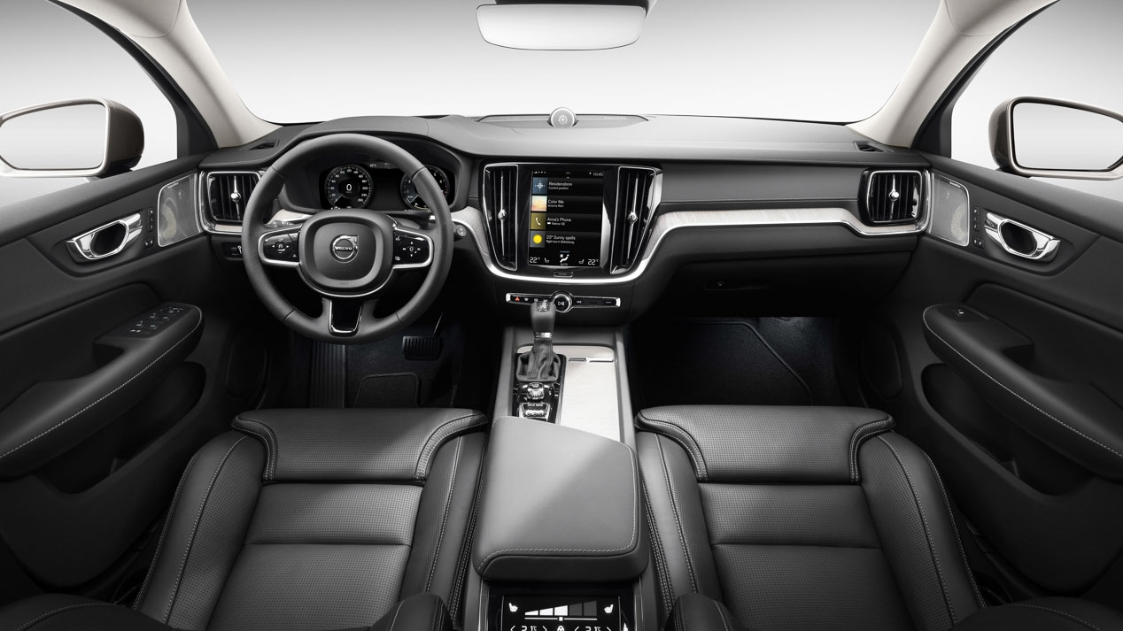 Volvo S60 2019: primeras imágenes