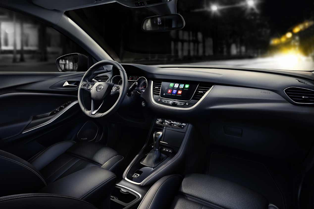 El nuevo Opel Mokka X, en 2020