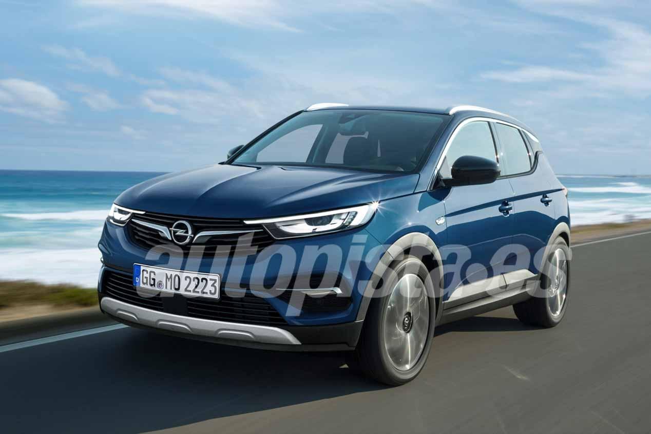 Opel Mokka X 2020 Mas Datos Y Fotos Del Nuevo Suv Con Base Peugeot