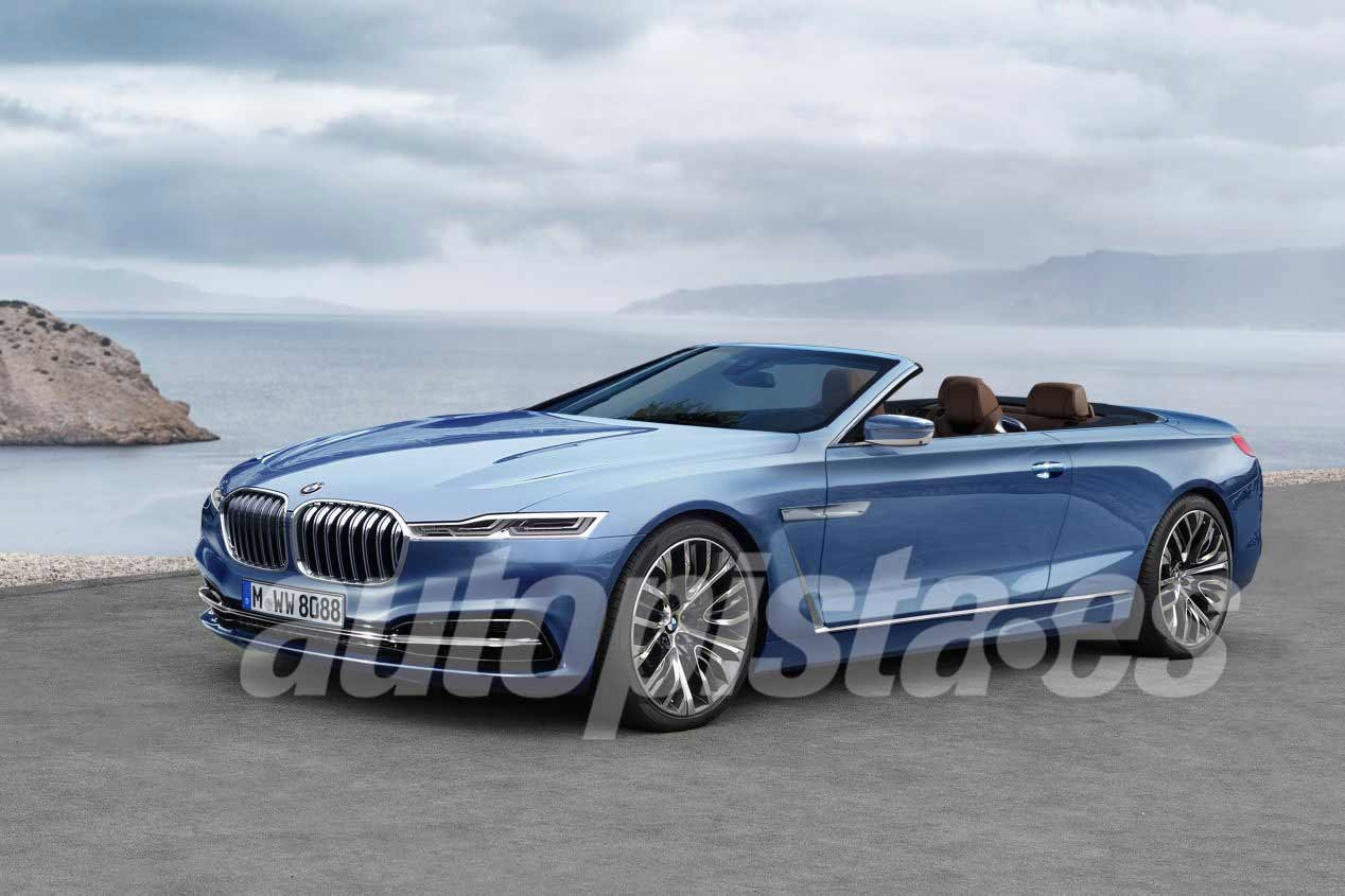 El nuevo BMW Serie 8 llegará antes de que acabe el año