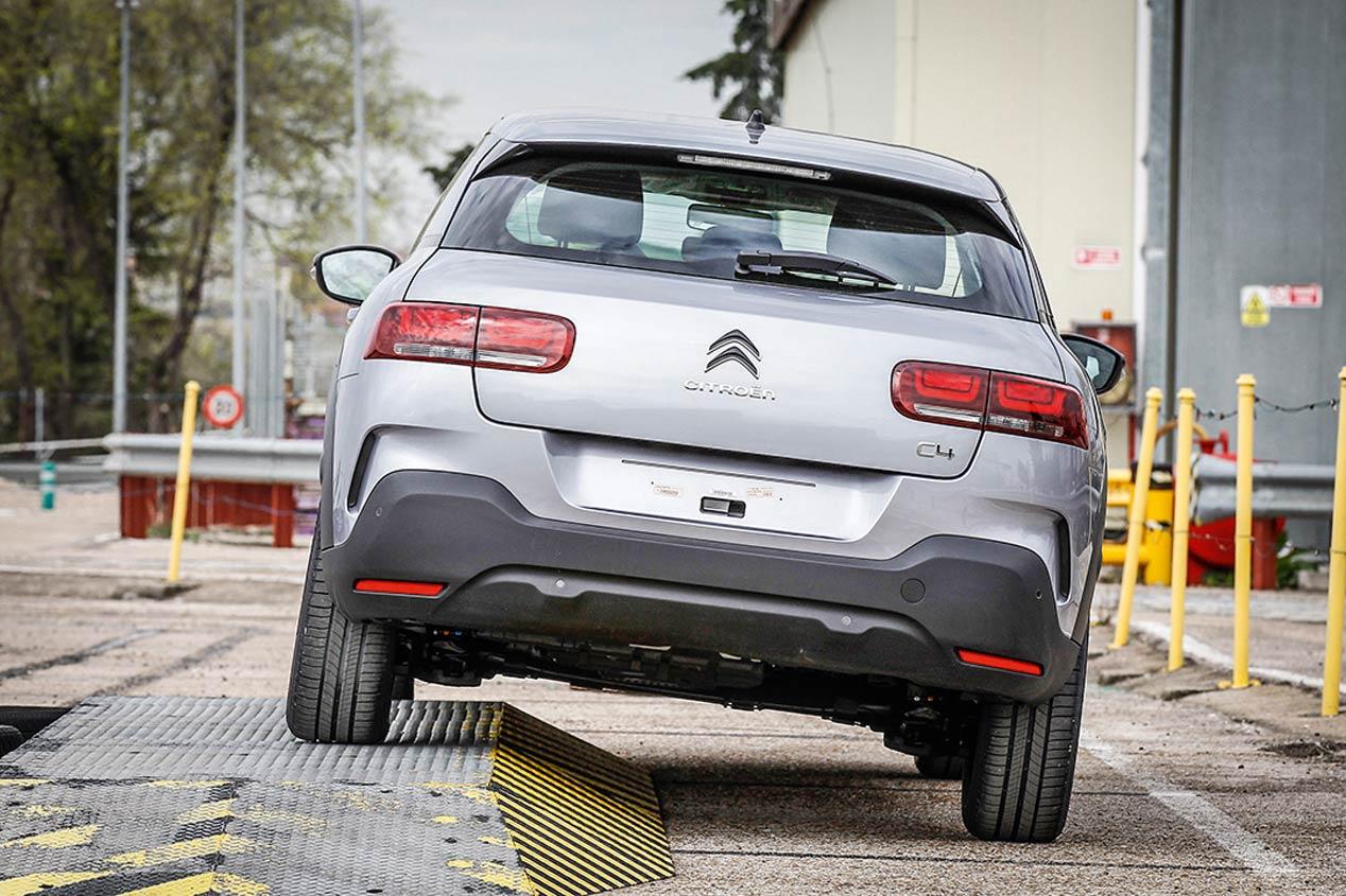 """Citroën C4 Cactus, un coche """"made in Spain"""""""