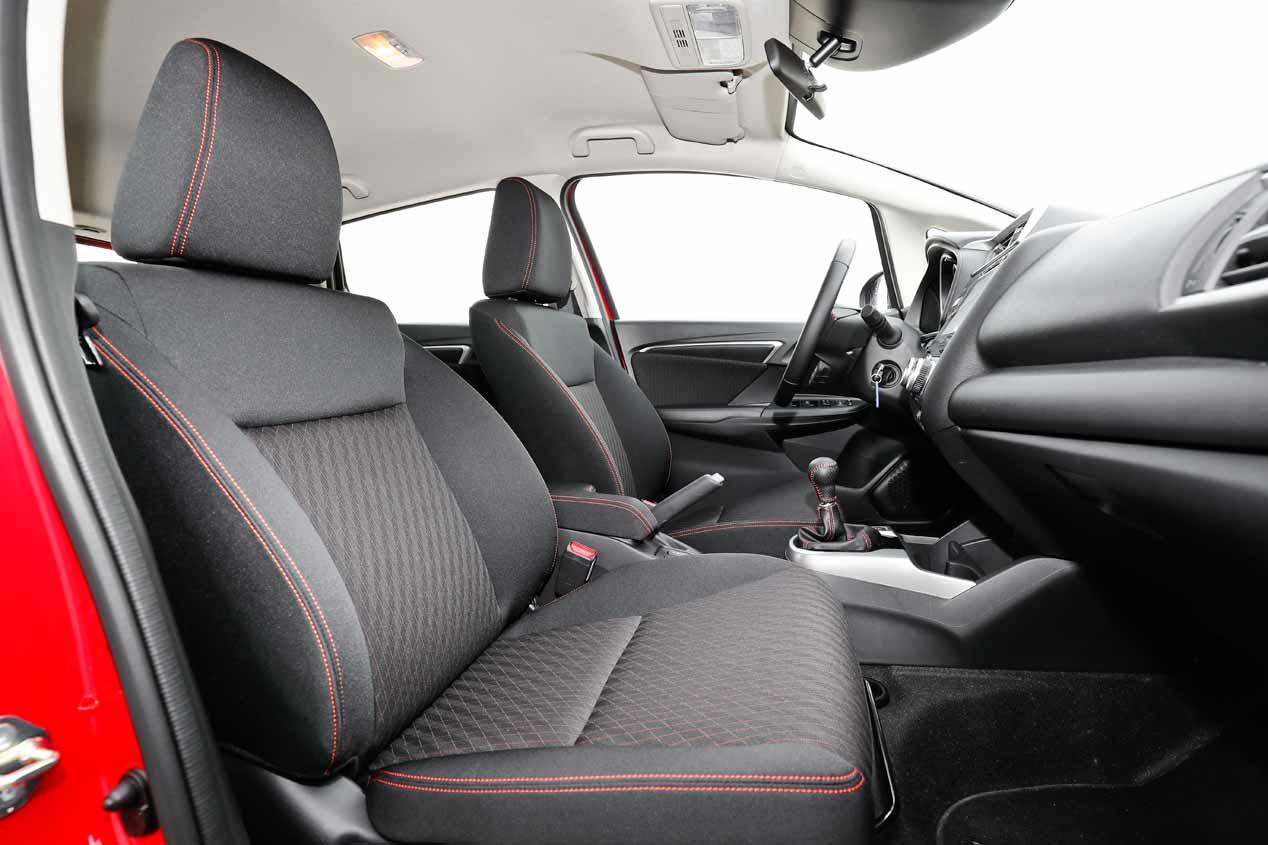 A prueba el Ford Fiesta Ecoboost y el Honda Jazz i-VTEC
