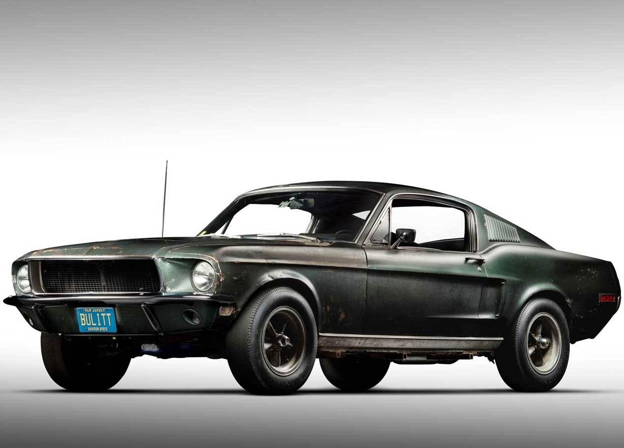 Los 5 mejores Ford Mustang que han aparecido en el cine