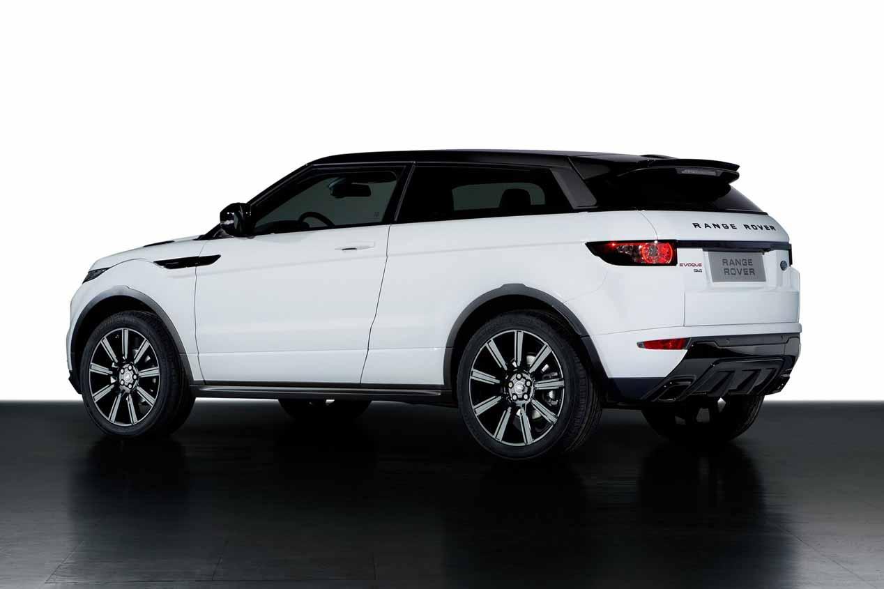 Range Rover Evoque 2019: la segunda generación, a punto