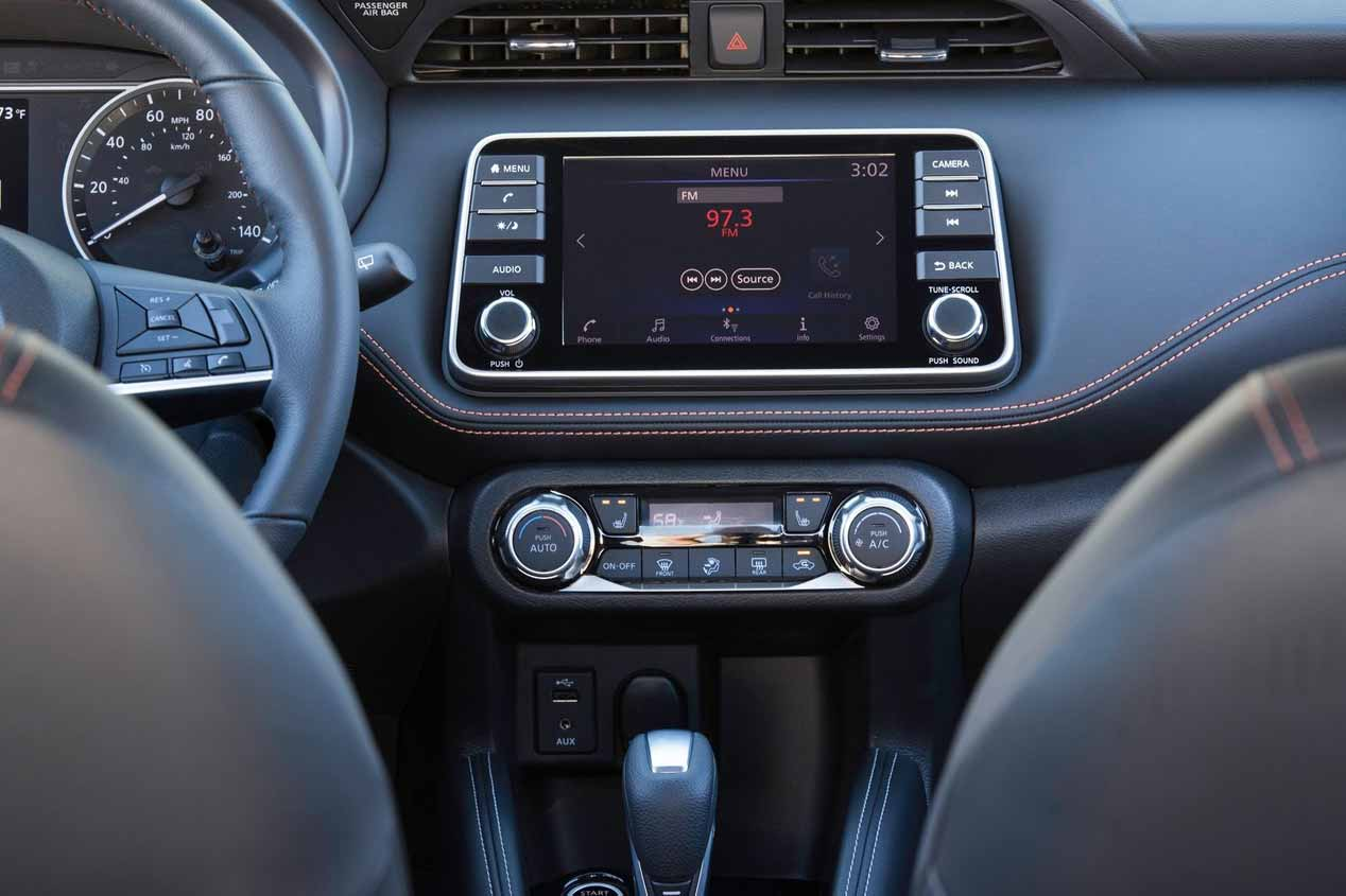 Nissan Kicks 2018: ¿el nuevo Juke?