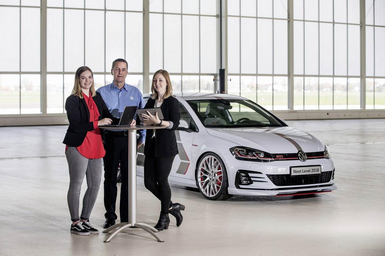 Volkswagen Golf GTI Next Level Concept, para el Wörthersee 2018
