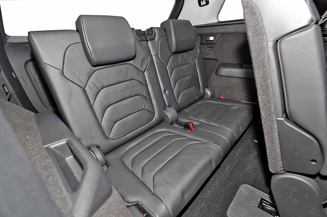 Comparativa SUV de 7 plazas: Peugeot 5008, Skoda Kodiaq y VW Tiguan Allspace