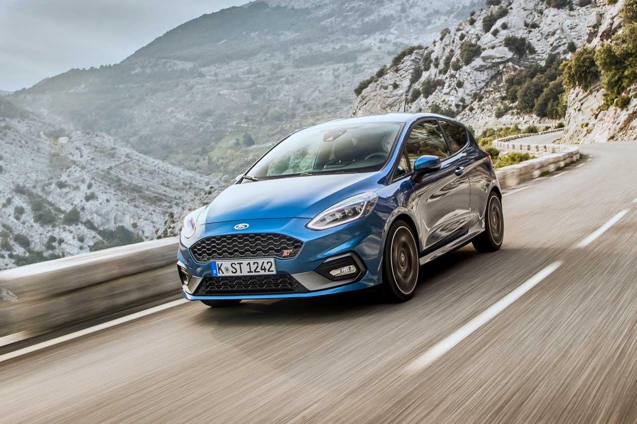Ford Fiesta ST 2018: probamos el Fiesta más deportivo