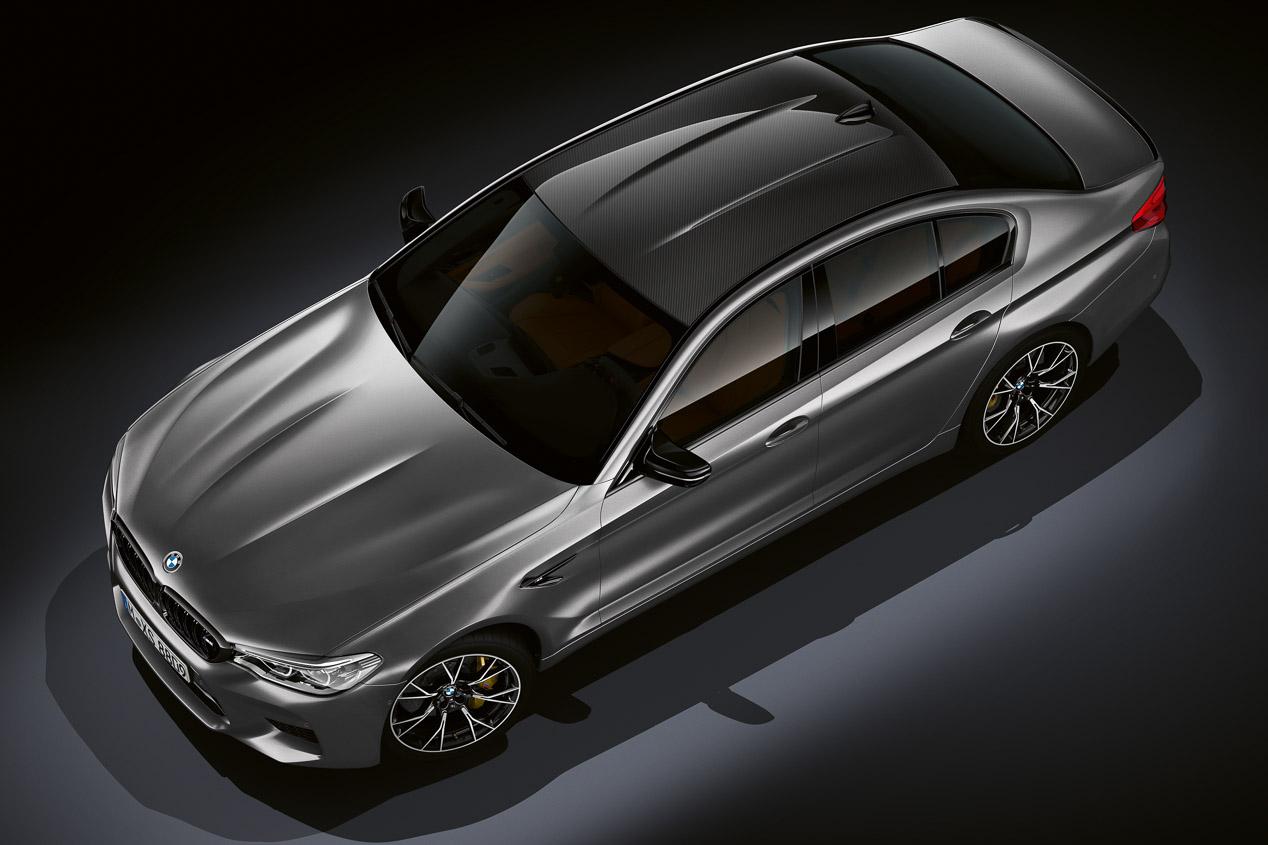 BMW M5 Competition, rizando el rizo en deportividad