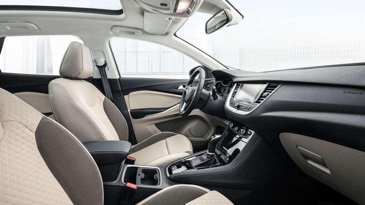 Nuevo Opel Grandland X 1.5 Diesel de 130 CV