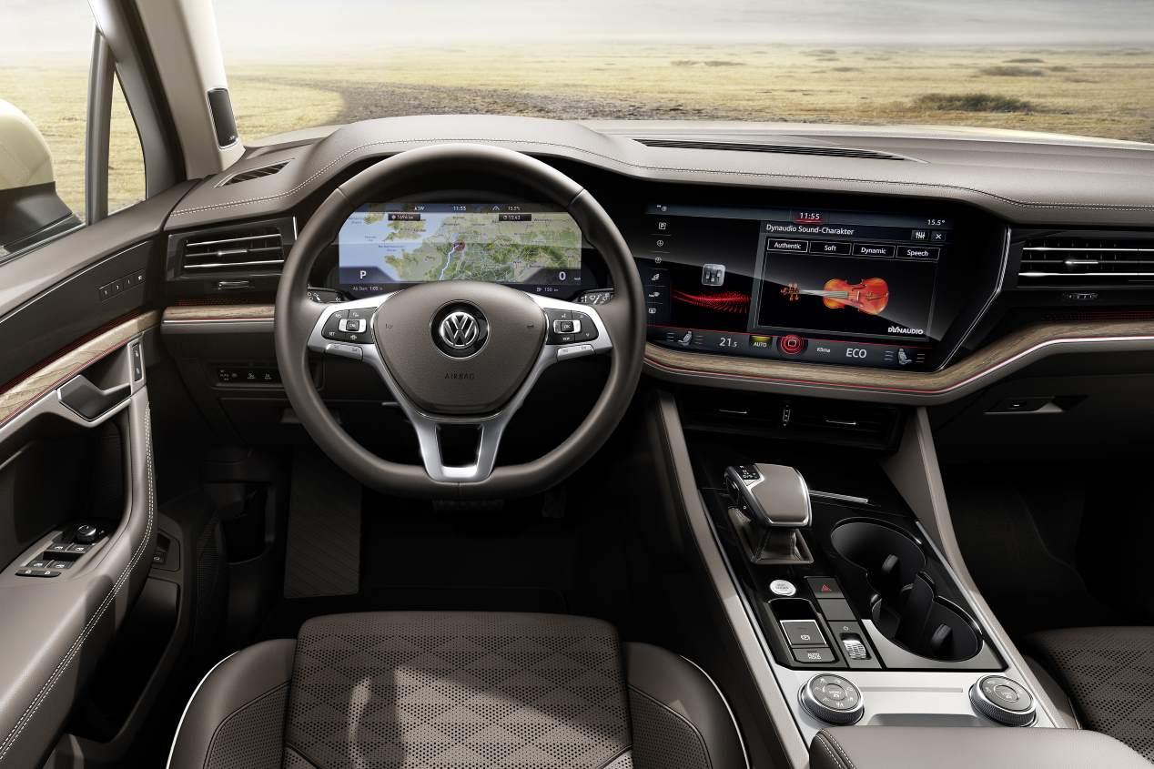 Volkswagen Touareg: probamos el nuevo SUV