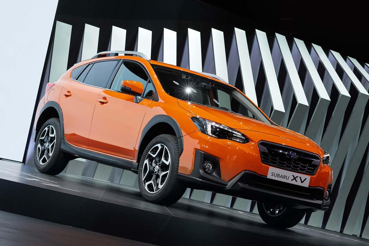 Subaru XV Hybrid, nueva versión híbrida enchufable