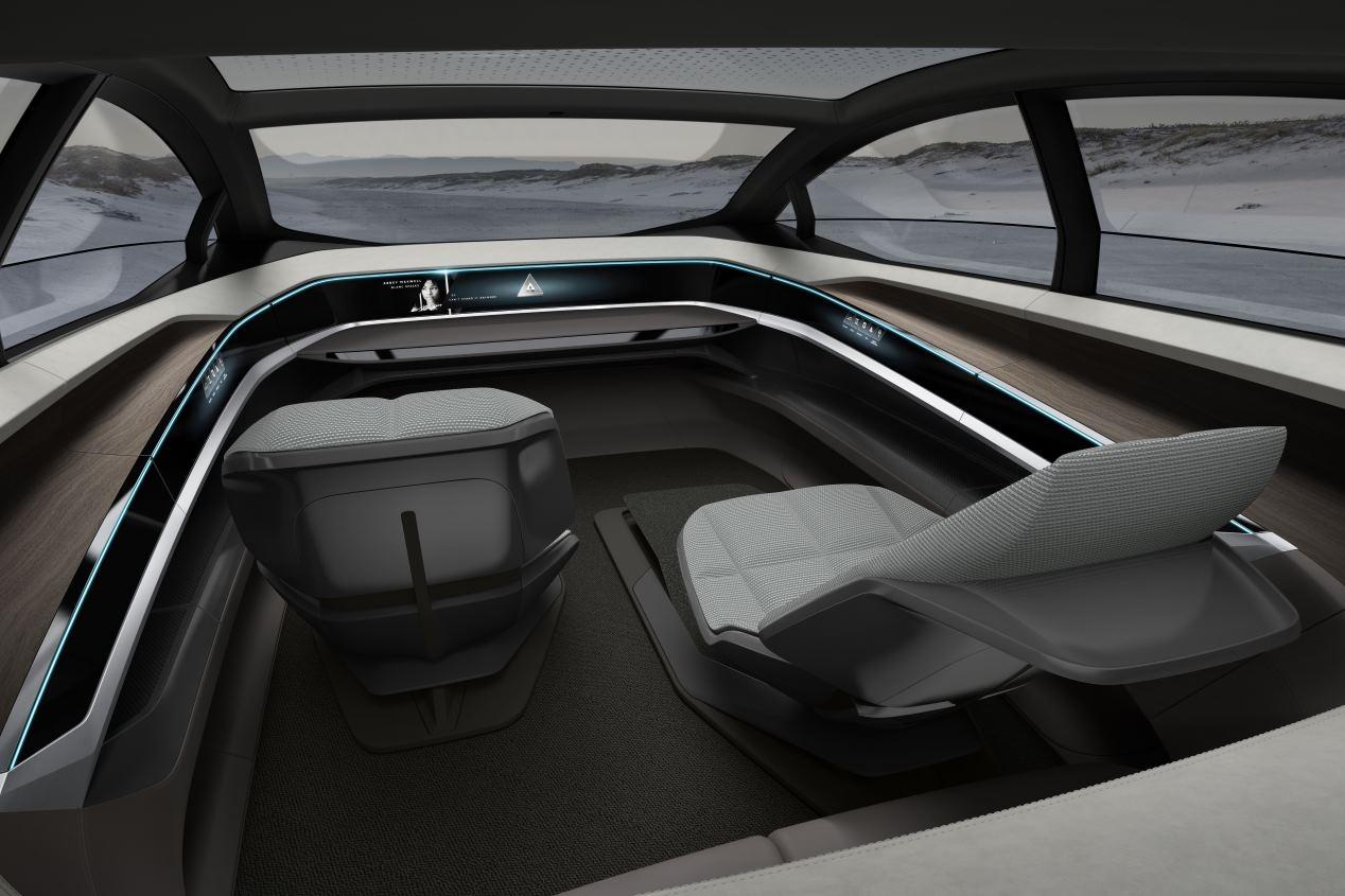 Audi Aicon, antes de lo que pensabas