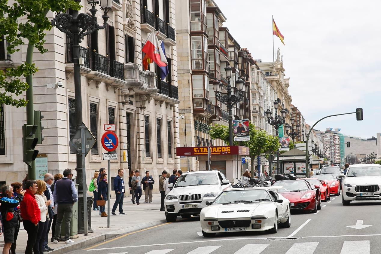 Cantabria se prepara para una nueva concentración de deportivos
