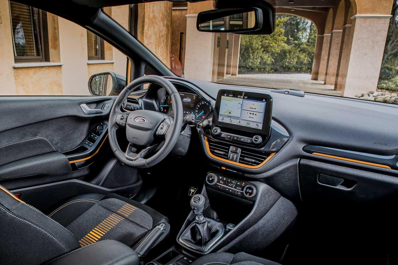 Ford Fiesta Active: el crossover de la gama Fiesta