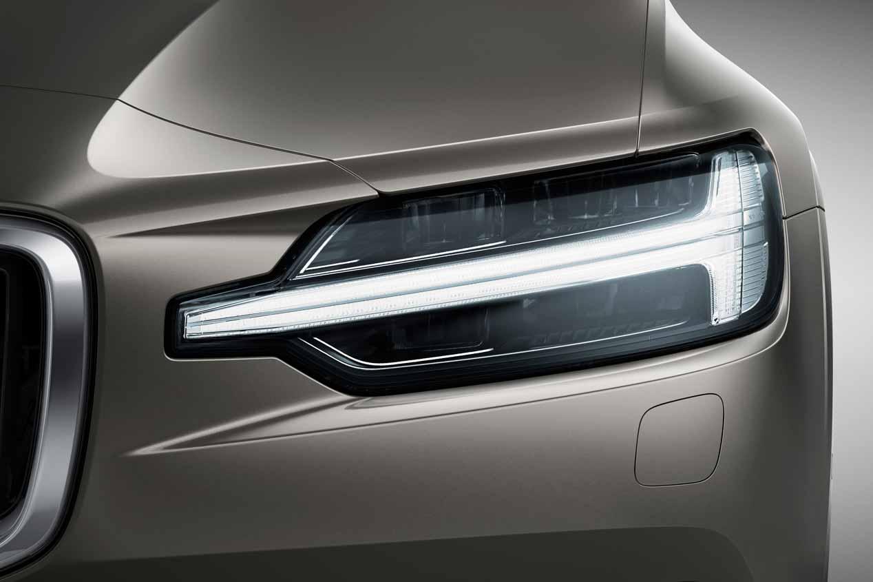A prueba el Volvo V60 2018