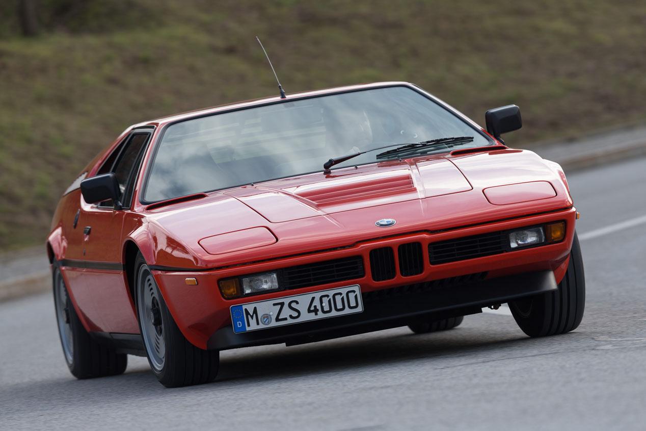 BMW M1: 40 años del nacimiento de un mito